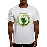 Irish today drunk tomorrow St Light T-Shirt