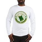 Irish today drunk tomorrow St Long Sleeve T-Shirt