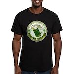 Irish today drunk tomorrow St Men's Fitted T-Shirt