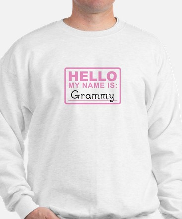 Grammy Nametag - Sweater