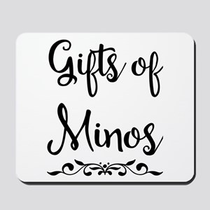Gifts of Minos Mousepad