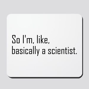 Scientist Mousepad