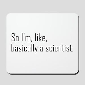 Scientist Mousepad