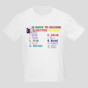 10 Ways To Become A Better Re Kids Light T-Shirt