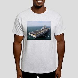 USS Makin Island LHD 8 Light T-Shirt