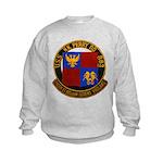USS NEWMAN K. PERRY Kids Sweatshirt