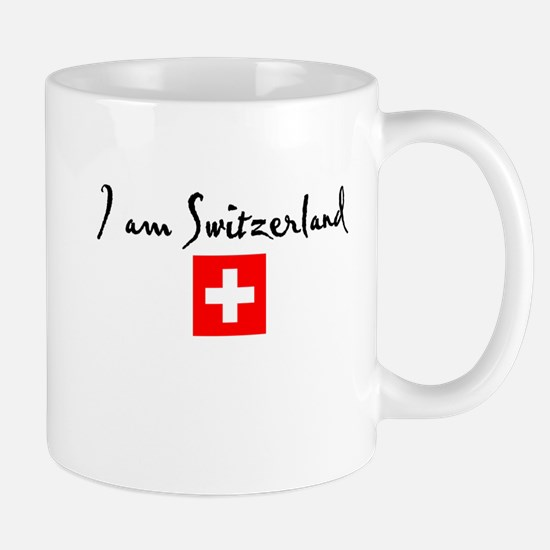 I am Switzerland Mug