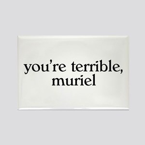 Muriel Rectangle Magnet