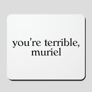 Muriel Mousepad