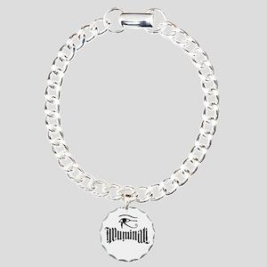 Conspiracy theory - Illu Charm Bracelet, One Charm