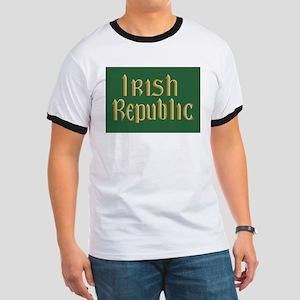 Irish Republic Flag Ringer T