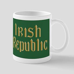 Irish Republic Flag Mug