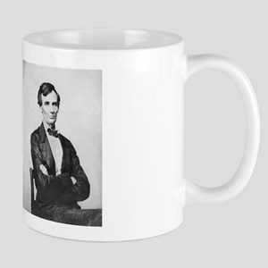 Candidate Abraham Lincoln Mug