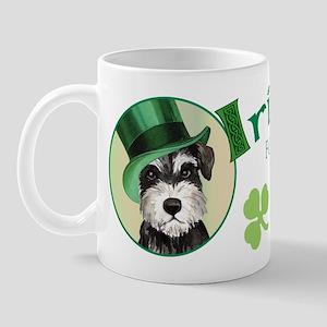 St. Patrick Miniature Schnauzer Mug