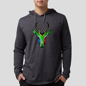 Springbok Flag 2 Long Sleeve T-Shirt