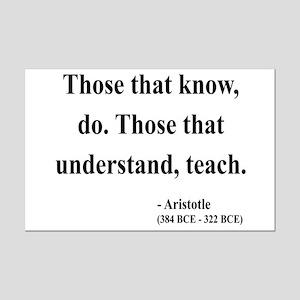 Aristotle 15 Mini Poster Print