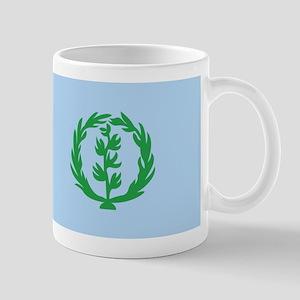 Eritrea Flag (1950's) Mug