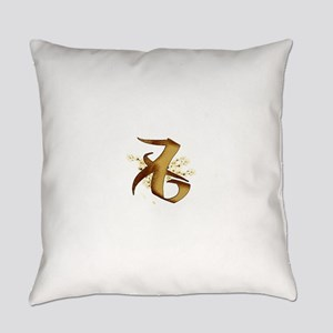 """Love"" Rune - Everyday Pillow"
