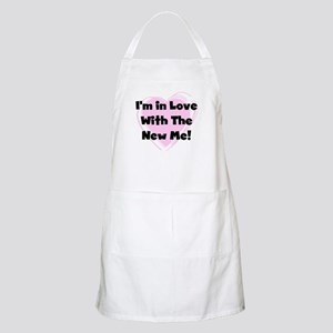 New Me Weight Loss BBQ Apron