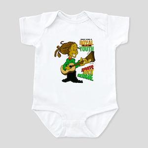 RY Roots Rock Reggae Infant Bodysuit
