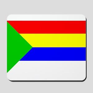 Druze Flag Mousepad
