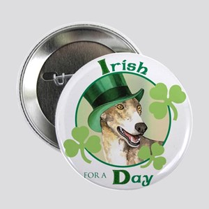 "St. Patrick Greyhound 2.25"" Button (10 pack)"