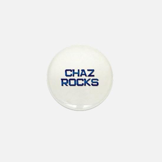 chaz rocks Mini Button