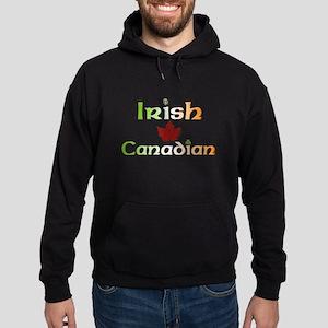 Irish Canadian Hoodie (dark)