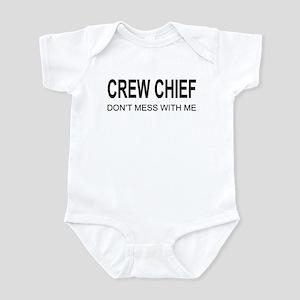 Crew Chief Infant Bodysuit