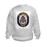 USS MISSOURI Kids Sweatshirt