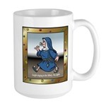 Singing Nun Large Mug