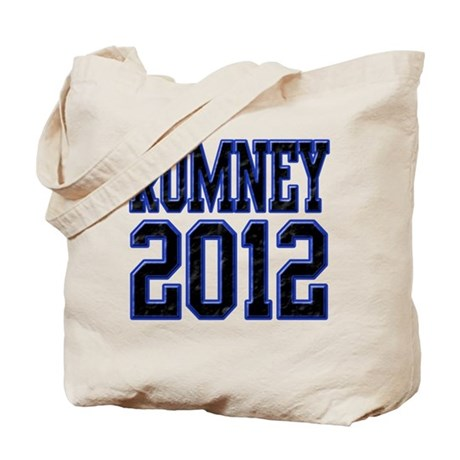 Romney 2012 Tote Bag