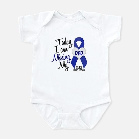 Missing My Dad 1 CC Infant Bodysuit