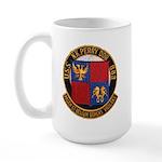 USS NEWMAN K. PERRY Large Mug