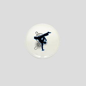 Capoeira Mini Button