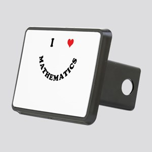 Mathematics Rectangular Hitch Cover