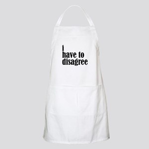 Disagree Apron