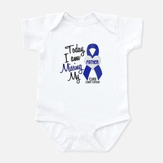 Missing My Father 1 CC Infant Bodysuit