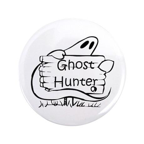 "Ghost Hunter 3.5"" Button"