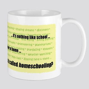 Nothing Like School Mug
