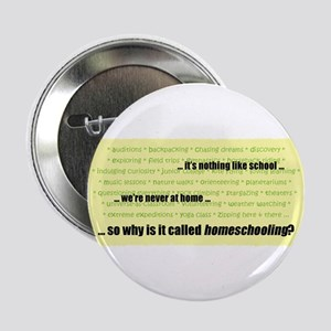 "Nothing Like School 2.25"" Button"