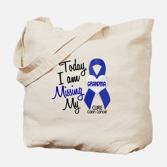Missing My Grandma 1 CC Tote Bag
