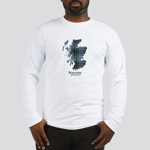 Map-MurrayElibank Long Sleeve T-Shirt