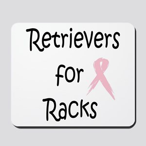 Retrievers for Racks Mousepad