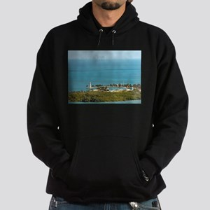 Boca Chita Key and The Miami Skyline Sweatshirt