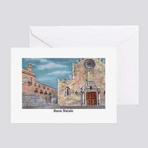 Buon Natale (Pk of 10) Greeting Cards