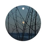 Burnaby Moon Round Ornament