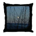 Burnaby Moon Throw Pillow