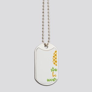Stand Dog Tags