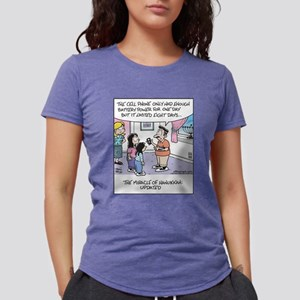 Hanukkah Cell Phone Miracle T-Shirt